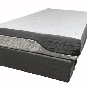 Memory foam copper infused mattress hypoallergenic nature