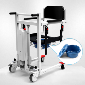 3 in 1 Waterproof Transfer Commode Electric Shower Chair Electric Shower commode chair