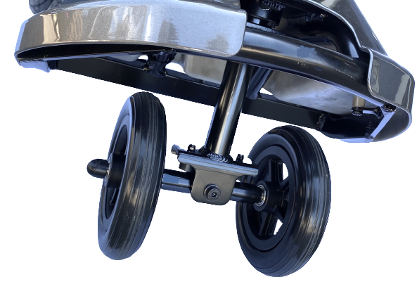 Lightest folding 4 wheel Electric Mobility Scooter-LITERIDER